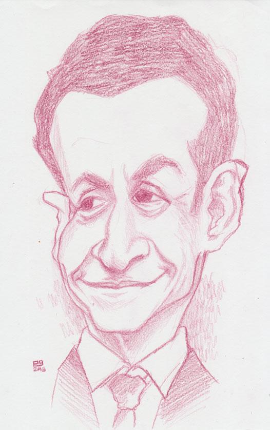 sarkozy-caricatura-ernesto-gomis